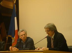 20 ans du PGRN - Jean-Pierre Gratier et Gilles Strappazon