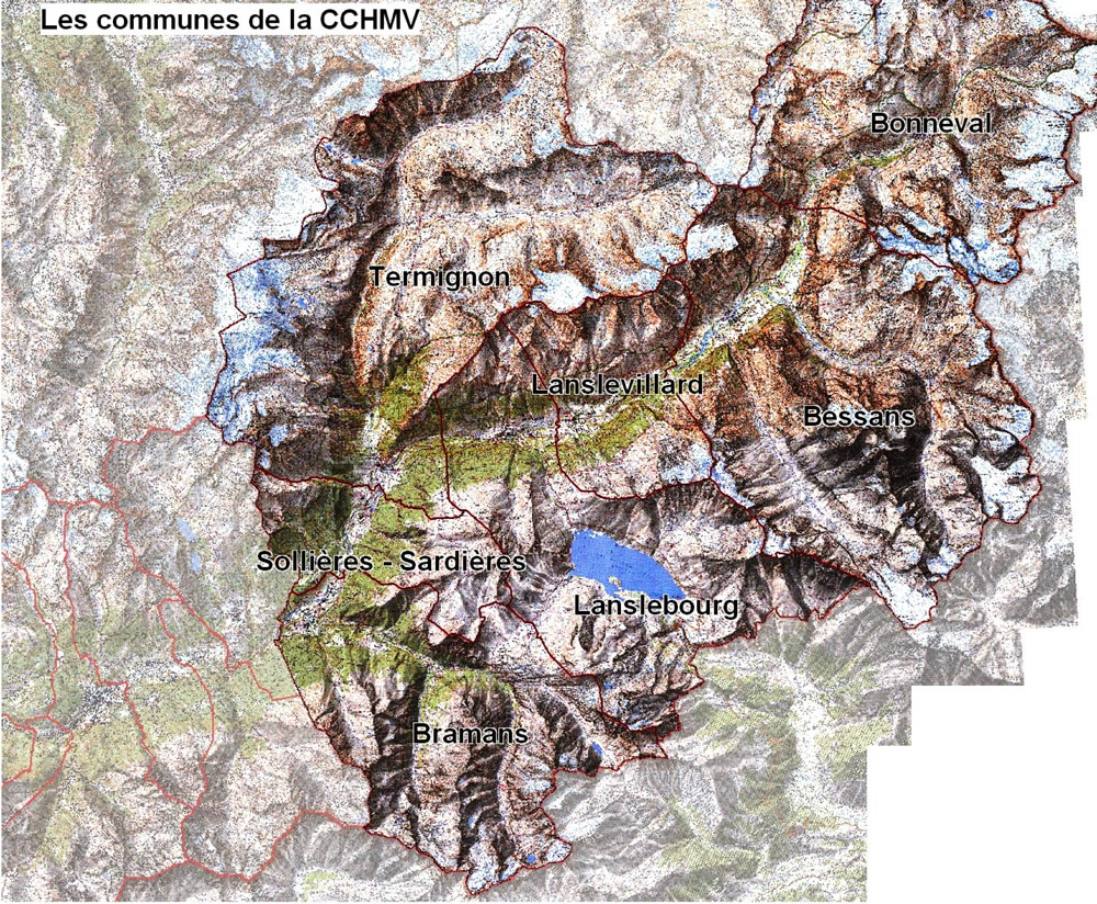 Girn alpes l op ration de gestion int gr e des risques for Haute maurienne