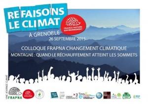 Colloque_FRAPNA_Changement-climatique_26-09-2015