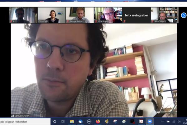 EUSALP_AG_Virtual_Meeting_Samuel_Morin